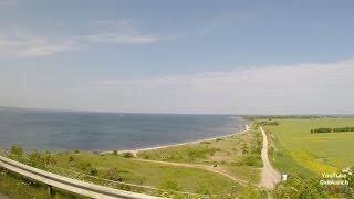Von Puttgarden zur Fehmarnsundbrücke Fehmarn