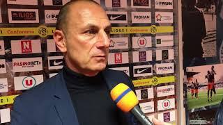 VIDEO: Michel Der Zakarian après MHSC 1-3 PSG
