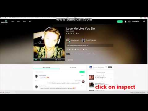 How to download songs on SMULE (new version)