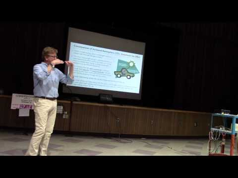 Conversations with a Scientist Talk - October, 21, 2015 Part 1