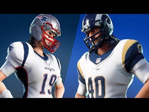 Download SUPER BOWL 2019: Patriots vs Rams! (Fortnite Battle Royale)