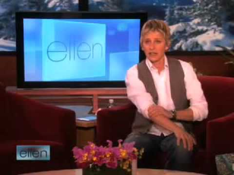 """Ellen Campaigns to Be on the Cover of """"O""""!"""