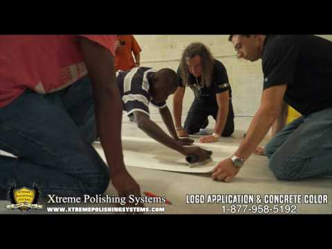 Polished Concrete for beginners with Xtreme Polish 13