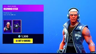 *NEW* STERLING SKIN OUTFIT - Fortnite Item Shop (Fortnite Battle Royale).