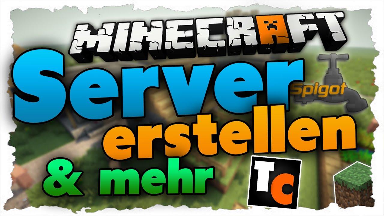 Wie Erstellt Man Einen MinecraftServer YouTube - Kostet es was einen minecraft server zu erstellen