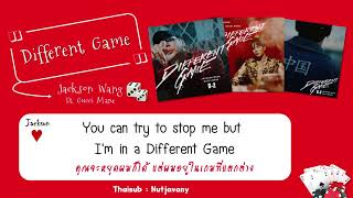 [THAISUB] Jackson Wang (GOT7) ft. Gucci Mane - Different Game