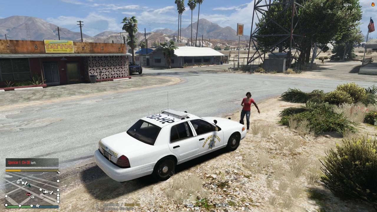 DOJ Cops Role Play Live - New MDT (Law Enforcement)