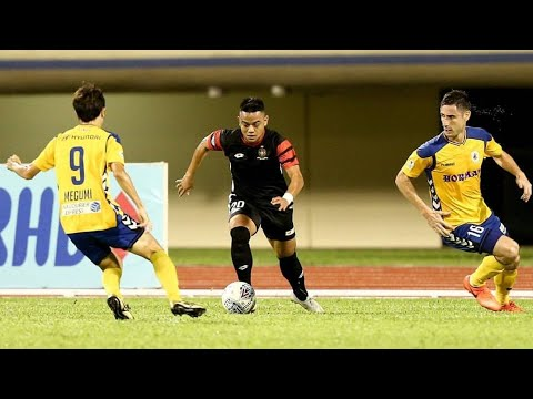 Adi Said Skills, Assists & Goals | Brunei DPMM FC | Singapore Premier League |  17/18