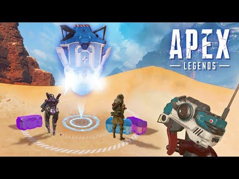 APEX LEGENDS: Best Funny & Epic Moments Ep. #1