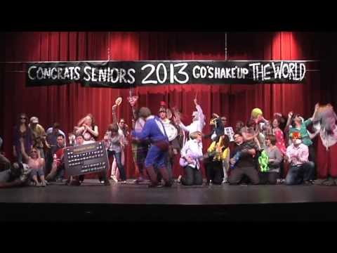 "The staff of Rye High School says goodbye to the Class of 2013 with a rendition of Phillip Phillip's ""Home"" and Baauer's ""Harlem Shake."""