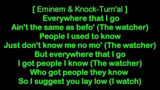 Dr Dre - The Watcher (Lyrics)
