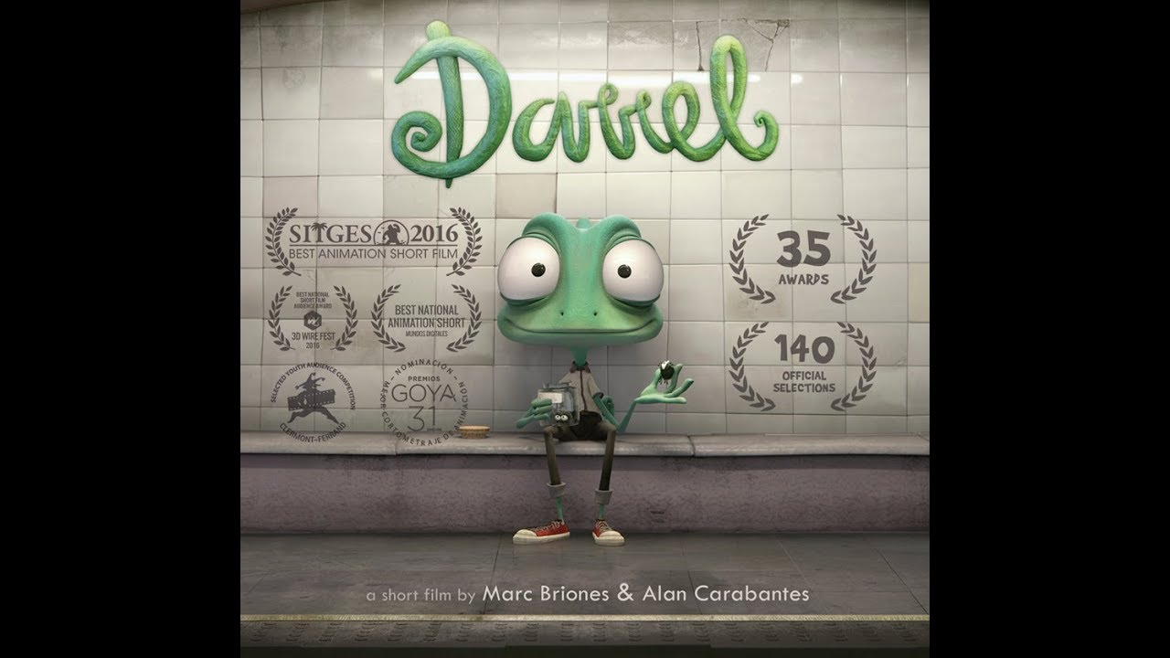 Darrel short film