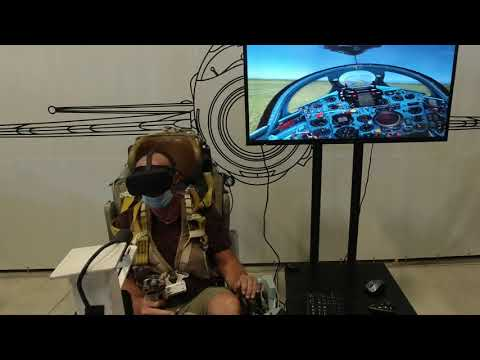 MiG-21 VR Flight Simulator