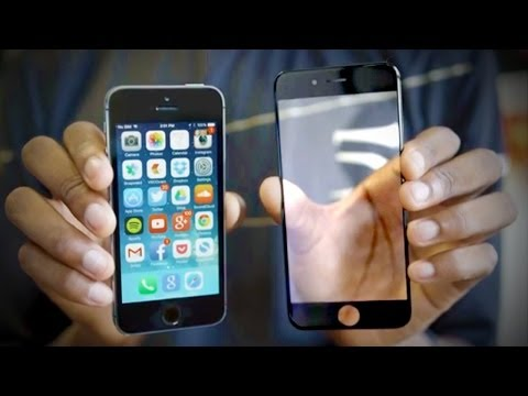 iPhone 6 Glass Leaked? Survives Stab Test!