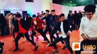 Boys dnace to illegal weapons song whatsapp status only