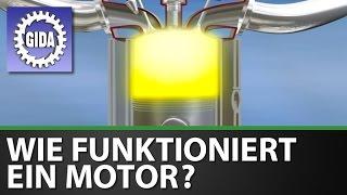 GIDA - Wie funktioniert ein Motor? - Sachunterricht - Schulfilm - DVD (Trailer)