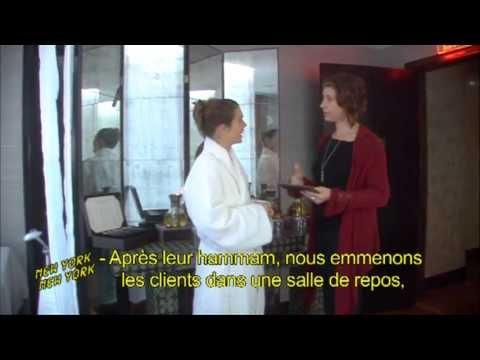 Juliette Longuet - NY NY / Paris Paris - Trump Soho Spa - NY