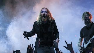 Скачать DARK TRANQUILLITY The Wonders At Your Feet Live In Minsk 2017