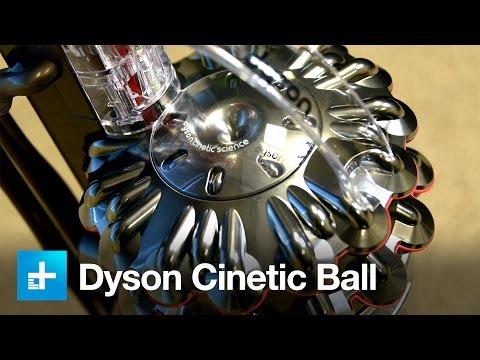 Dyson Cinetic Big Ball Upright Vacuum