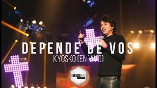 Kyosko (LIVE) l #JesusFest con Ale Gomez l Depende de vos