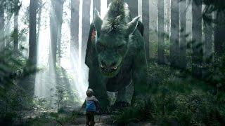 Пит и его дракон  2016  второй трейлер