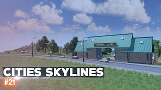 Cities Skylines 2019 | #21 | Park krajobrazowy