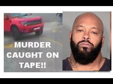Suge Knight Hit And Run Video Released Online by TMZ (RAW VIDEO)