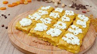 Конфеты из тыквы - Рецепты от Со Вкусом