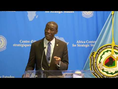 Maritime Security in Africa - Raymond Gilpin