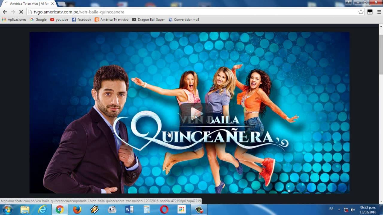Como Usar América Tv Go Pc 2016 Youtube