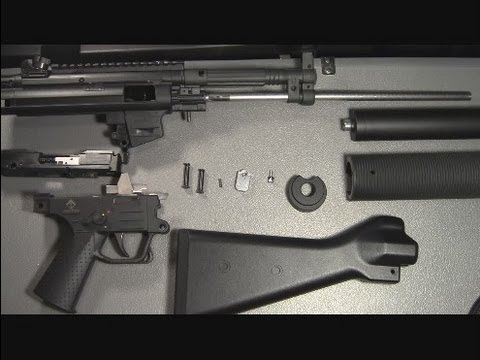 How to reassemble the GSG 522