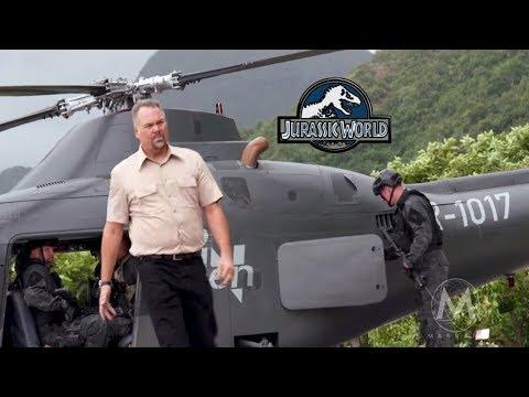 Jurassic World 2 - Where Has InGen Gone After Jurassic World?