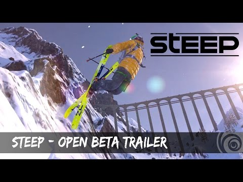 STEEP - Open Beta Trailer