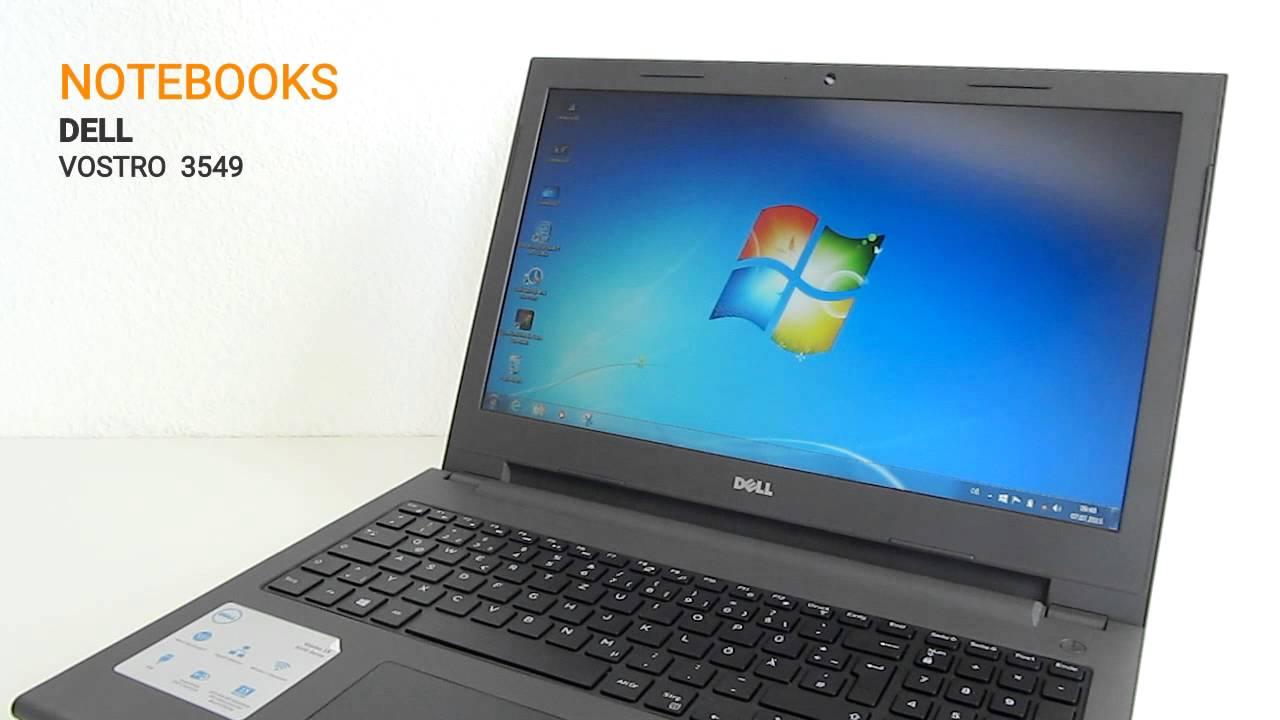 Dell Vostro 3549 Hands On Test - Deutsch / German ▻▻ notebooksbilliger.de