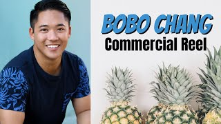 Bobo Chang - TV Commercial Reel 2014