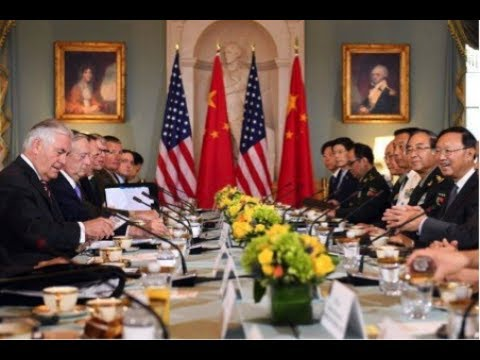 Comprehensive China-US dialogue starts with contentious trade talks