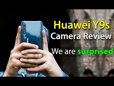 Huawei Y9s Camera Test | Best Camera in Mid-Range?