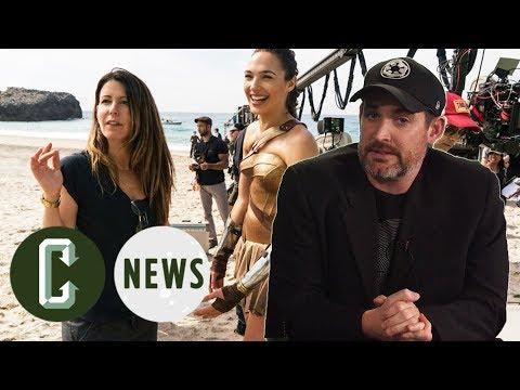Wonder Woman 2: Director Patty Jenkins Closes Deal to Return - Movie News