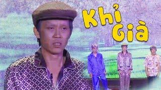 Hài Hoài Linh Tuyển Chọn 2019 | KHỈ GIÀ | Hoài Linh, Long Đẹp Trai, Lê Hoàng - Hài Tuyển Chọn