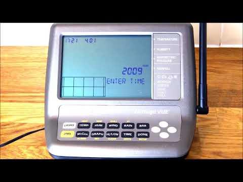 **PUB SHEDS REVIEW** Davis Vantage Vue Precision Weather Station - Davisnet.com