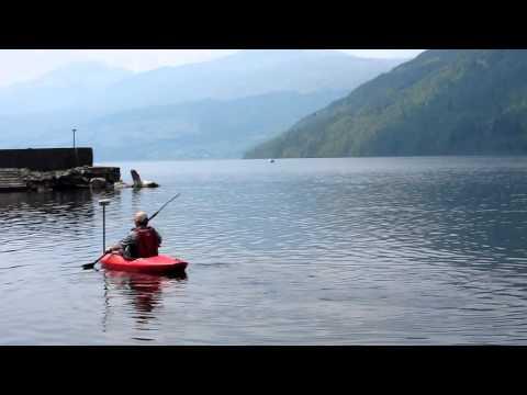 Hydrographic Kayak Survey