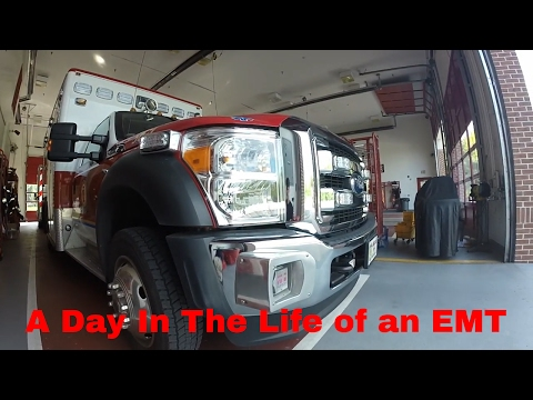 A Day In The Life Of An EMT