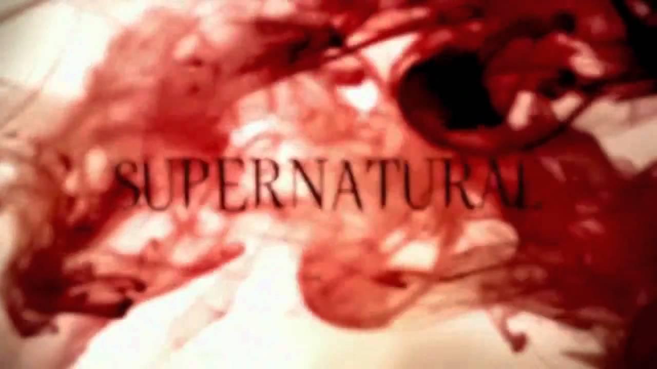 Supernatural season 5 intro youtube - Supernatural season 8 title card ...