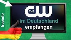 The CW US-Serien in Deutschland schauen (So gehts 2020)