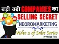 Sales and Marketing |  Use Neuromarketing to SELL MORE | Marketing Strategies