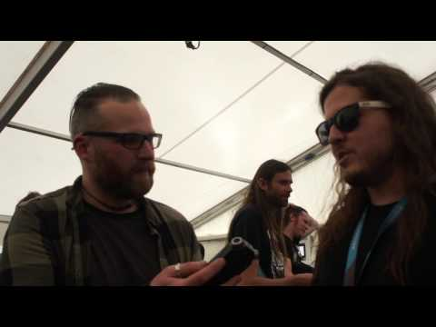 The Contortionist Interview Download Festival 2017