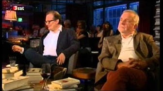 Elke Heidenreich im LC über  Joël Dicker, Die Wahrheit über den Fall Harry Quebert