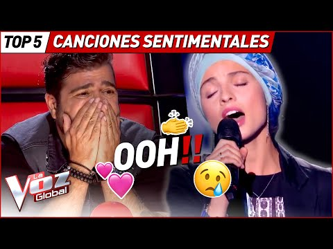 TEARS dropped with these SENTIMENTAL songs in La Voz