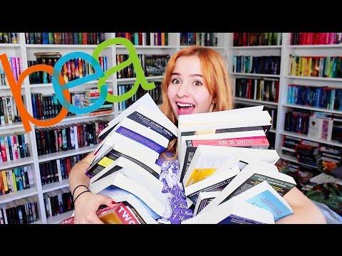 SO. MANY. BOOKS! My BEA Book Haul!