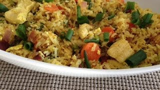 Quick Chicken Fried Rice Recipe